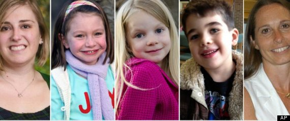 Sandy Hook Victims