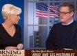 Joe Scarborough Apologizes To Mika Brzezinski: 'I'm Sorry' (VIDEO)