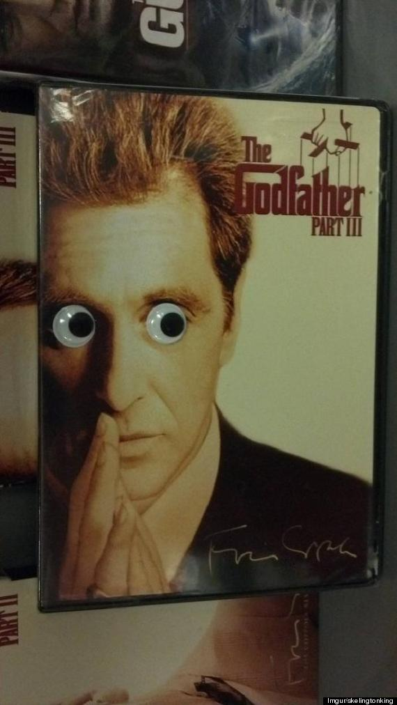 googly godfather
