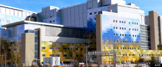 SOUTH HEALTH CAMPUS CALGARY