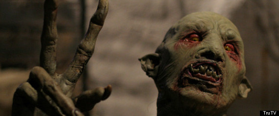 13 SCARIEST MONSTERS