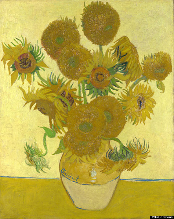Are Van Gogh S Sunflowers Wilting Priceless Paintings May