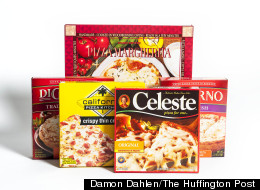 Taste Test: Best And Worst Frozen Microwave Pizzas