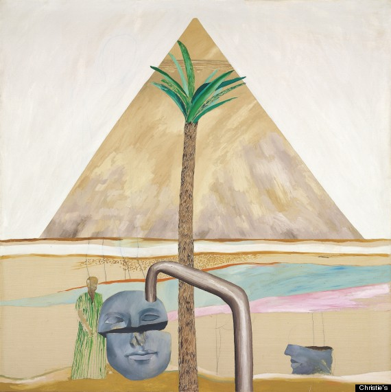 david hockney auction