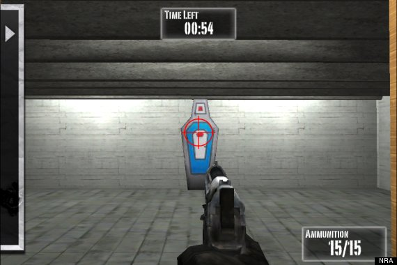 nra iphone game