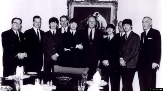 brian epstein the beatles