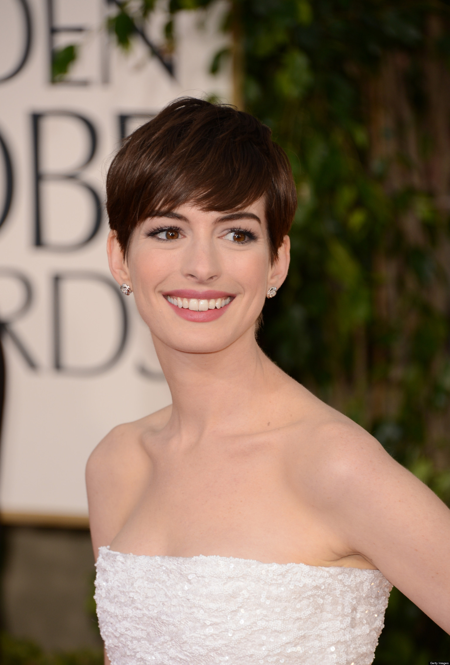 Anne Hathaway In Taming Of The Shrew Oscar Nominee