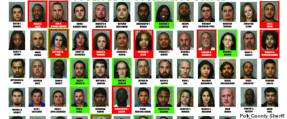 78 Arrests In 4-Day Prostitution Sting By Polk County Sheriff's ...