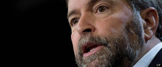 THOMAS MULCAIR MEETING PREMIERS