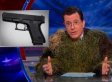 Colbert Talks Guns As Civil Rights Victims (VIDEO)