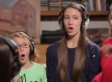 Sandy Hook Students Sing 'Over The Rainbow' For Newtown Charities (VIDEO)
