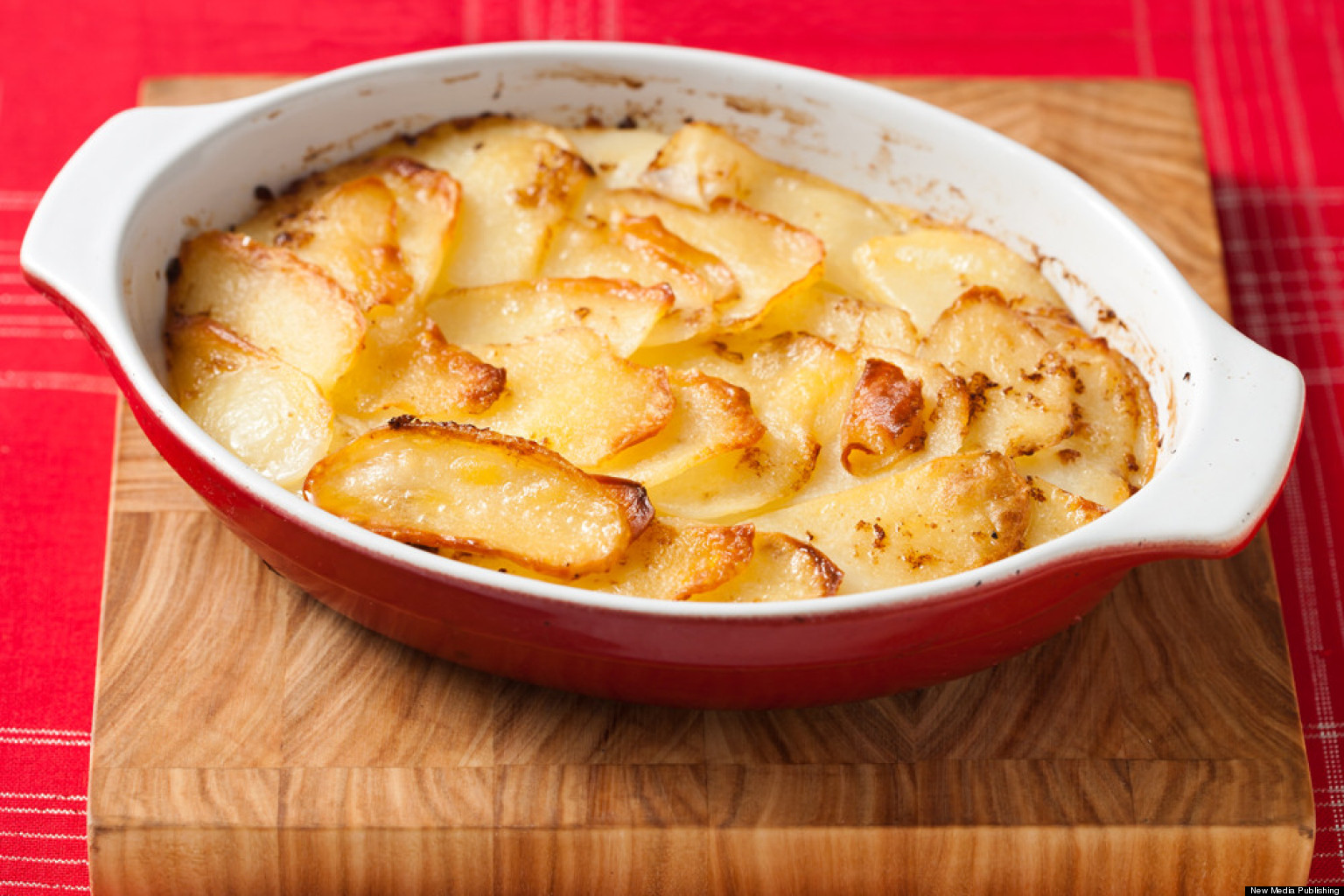 Scalloped Potatoes: How To Make Them Fast (VIDEO) | HuffPost