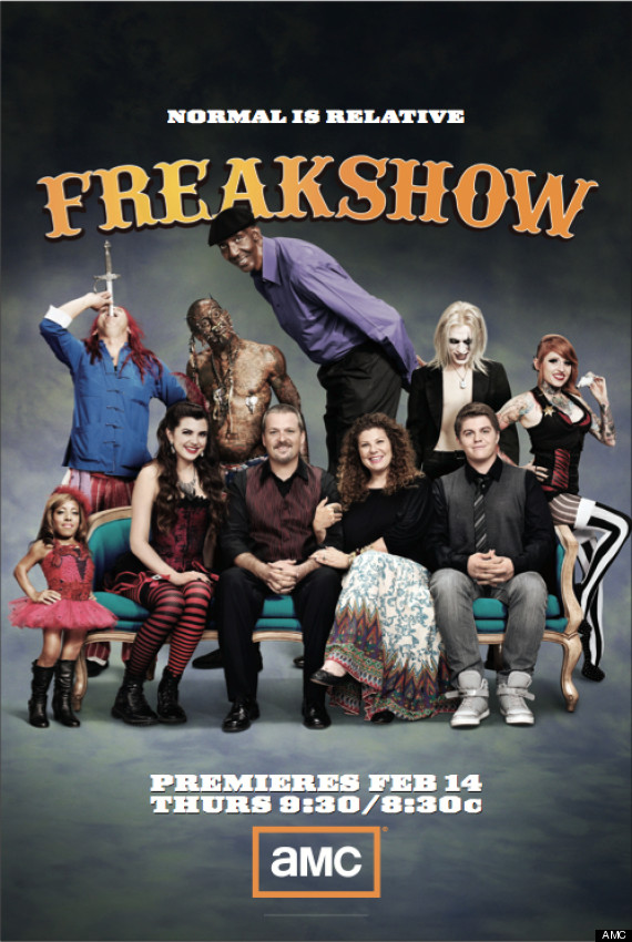 freakshow amc