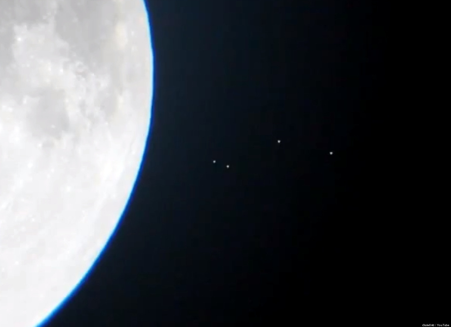 UFOs On The Moon: Scientists, Astronauts And YouTube Users ...