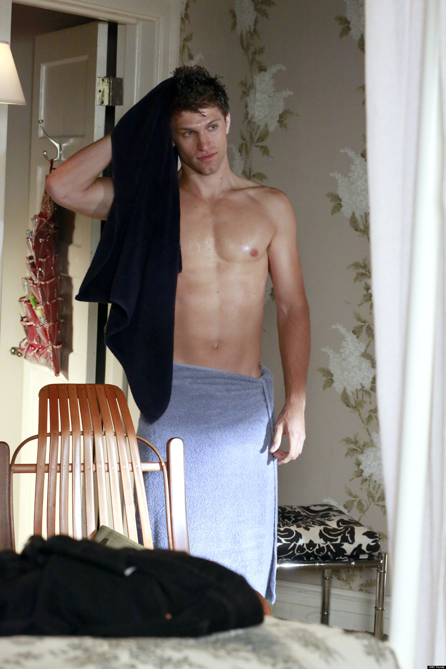 'Pretty Little Liars': When Will Toby Be Revealed? Keegan ...