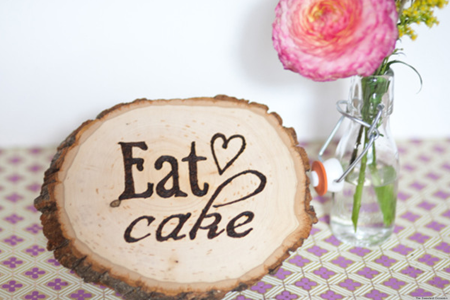 Use A Wood Burning Tool To Make A Rustic Wood Sign Huffpost