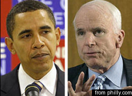 Obama And Mccain Get Philly Inky Nod
