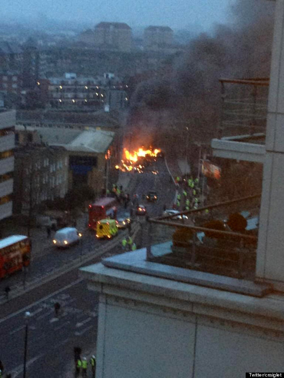vauxhall crash