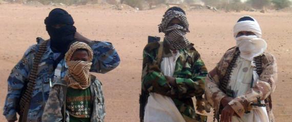 ISLAMISTES AFRIQUE
