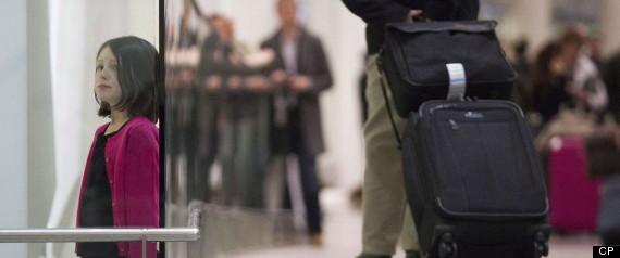 UNACCOMPANIED MINORS AIRPORT STEVE CUNNINGHAM