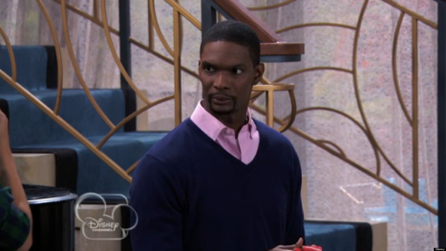 Chris Bosh On Jessie