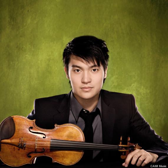 ray chen violinist carnegie