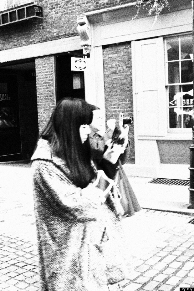 Tea Street Photography Style Tips From Fashion Blogger Susie Bubble