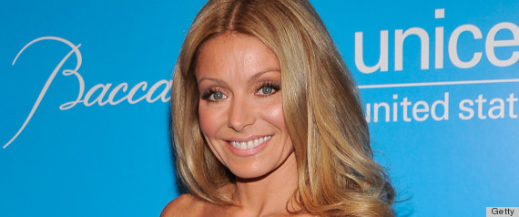 Get Ripped With Kelly Ripa's Workout Secrets On ...