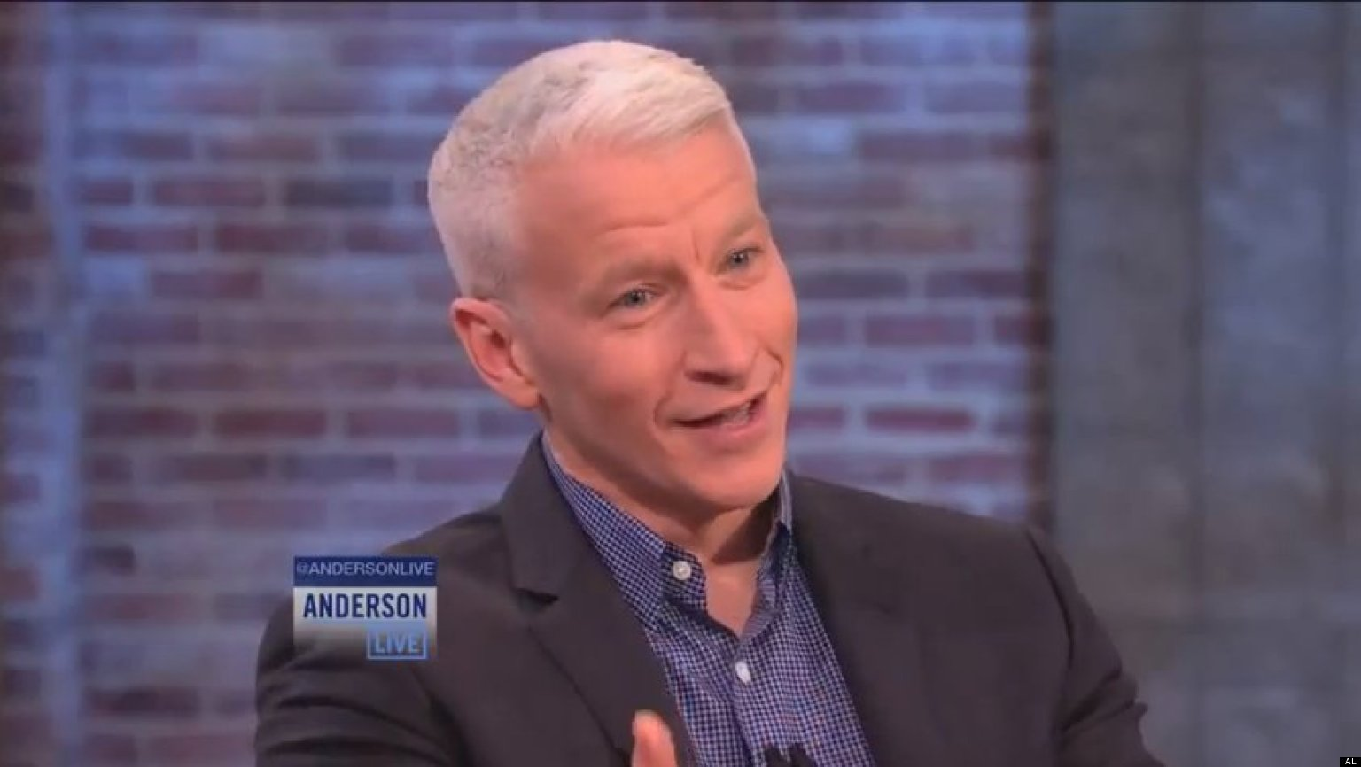 hispanic singles in cooper Andy cohen totally blew his chances of dating anderson cooper  anderson cooper has the perfect response to trump's latest  latino voices asian.