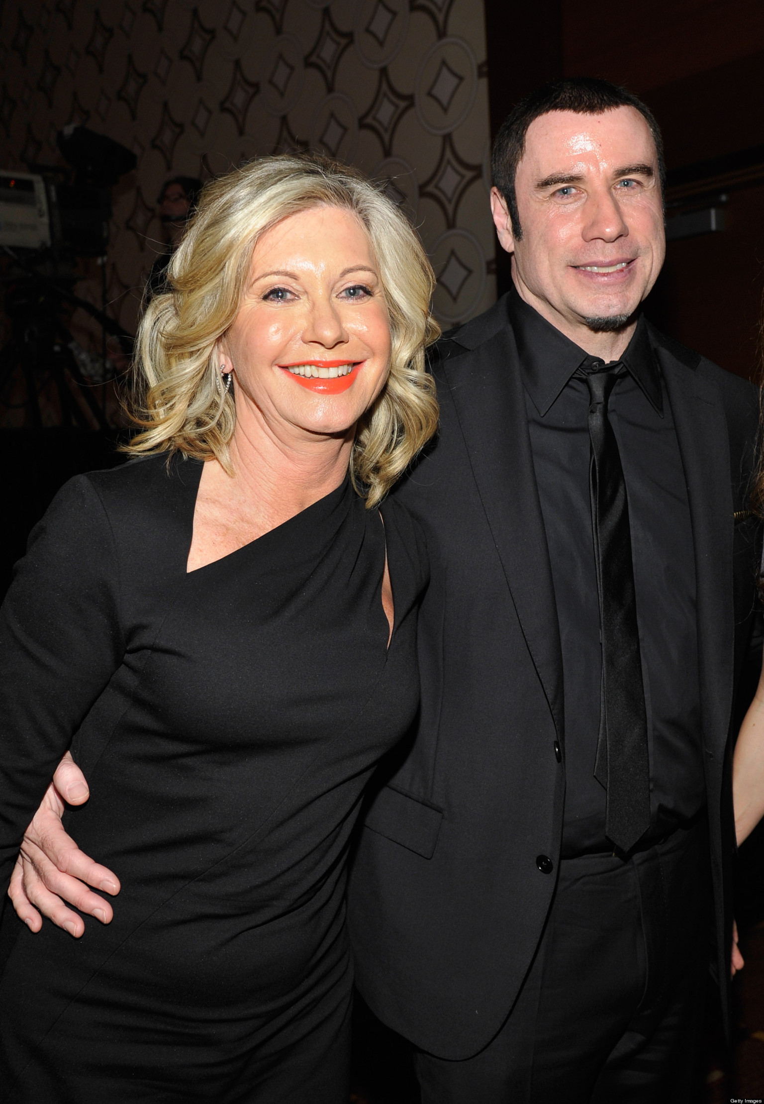 John Travolta & Olivia Newton-John Movie? 'Grease' Duo May ...