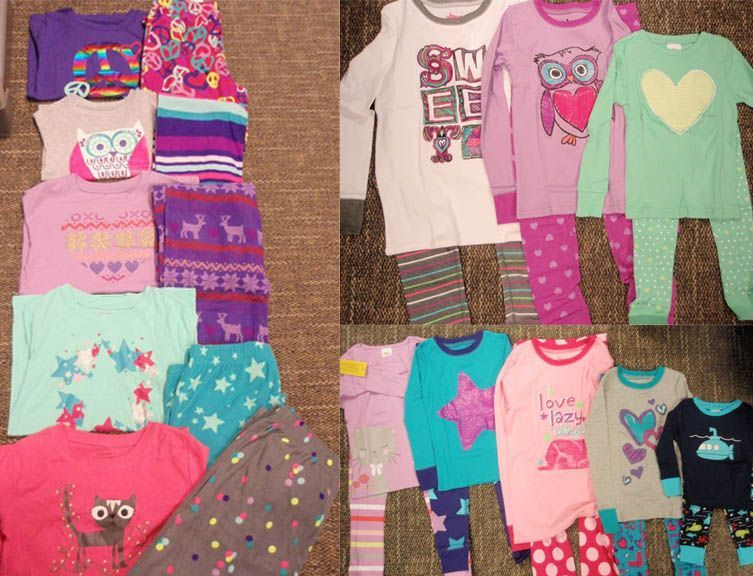 recalled target childrens twopiece pajama sets