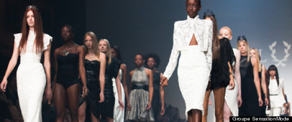 Montreal Fashion Week 2013
