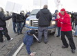 Idle No More: QEII Highway, Highway 55 and St. Albert Protests In Alberta (PHOTOS, VIDEO)