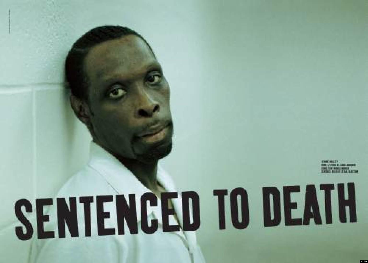 Pena di morte la prima condanna del 2013 in virginia con for Morte con sedia elettrica