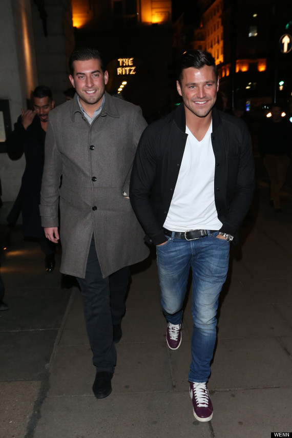 mark wright james argent