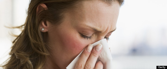 TISSUE COUGHING SNEEZING