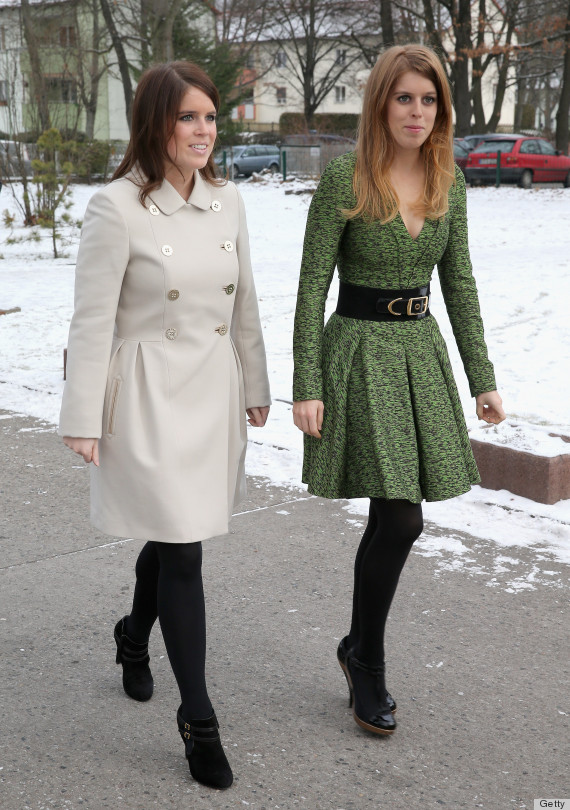 Princess Beatrice Looks Amazing Photos Huffpost