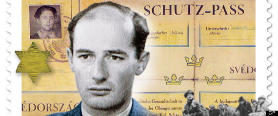 Raoul Wallenberg Stamp
