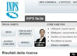Intranet Inps