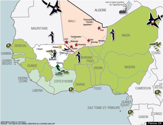 pour - Cartes et infographies de l'Afrique O-CONFLIT-MALI-570
