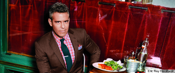 Andy Cohen Gq Magazine