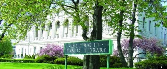 DETROIT LIBRARY COMMISSION