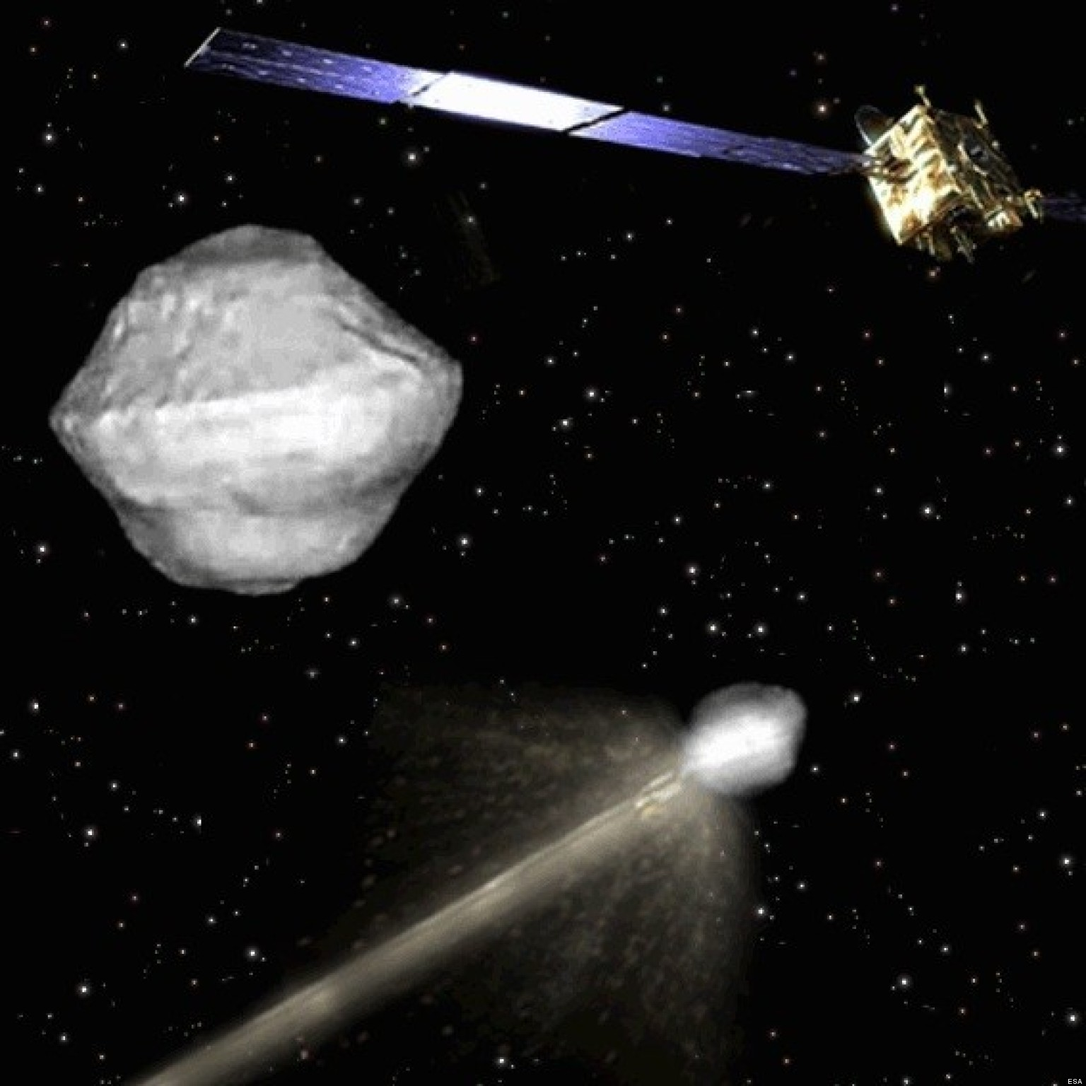 Asteroid Impact & Deflection Assessment Project Planned To ...