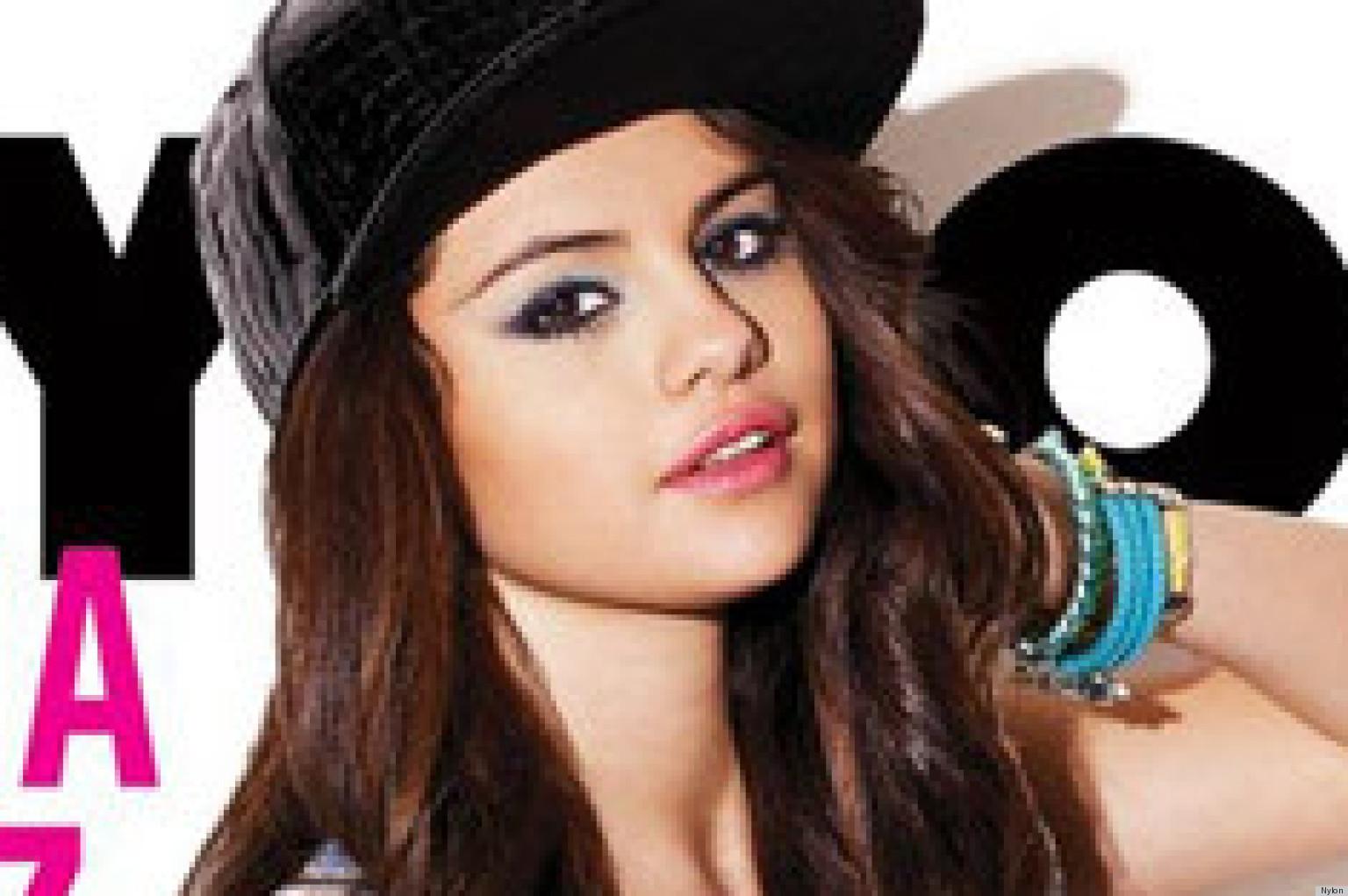 Selena Gomez Face