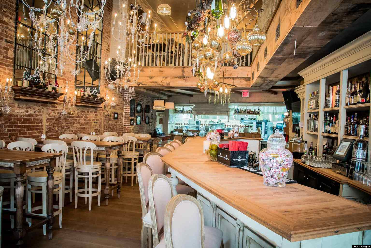 Mari vanna d c brings russia to dupont circle photos - Table restaurant washington dc ...