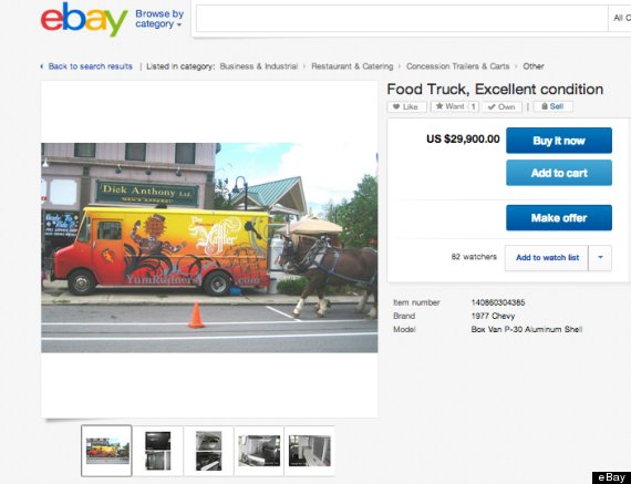 food truck failure