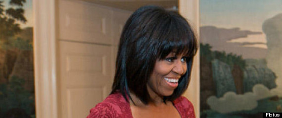 FOTO MICHELLE OBAMA FLEQUILLO