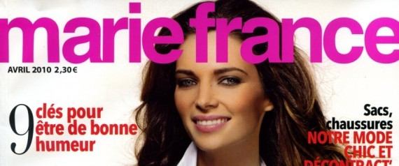 MARIE CLAIRE MARIE FRANCE