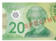 Canada's New $20 Bill At Centre Of Maple Leaf Flap