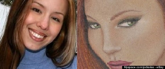Jodi Arias artwork